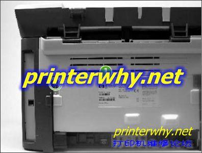 惠普hp m1005扫描架拆机图解教程